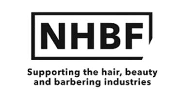 NHBF National Hair and Beauty Federation Logo